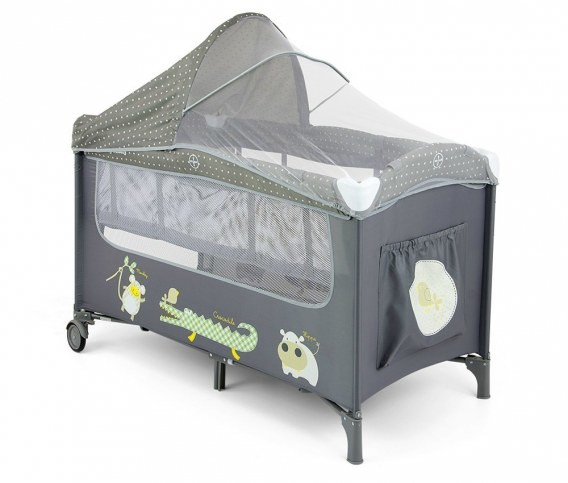 Milly Mally Mirage Deluxe Gray