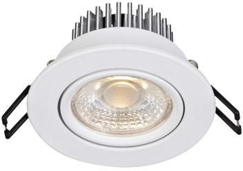 HERA MARKSLÖJD Lampa punktowa LED 3.6 W 255 lm 30°