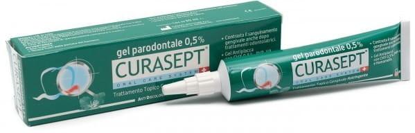 Curasept Żel leczniczy do dziąseł z chlorheksydyną CURASEPT ADS 350 + Oczar Wirginiski