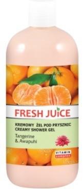 Fresh Juice Żel pod prysznic Tangerine&Awapuhi 500ml GP22-2784