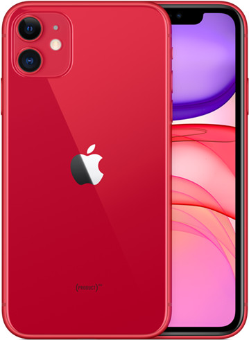 Apple iPhone 11 64GB PRODUCT Red (MWLV2PM/A)