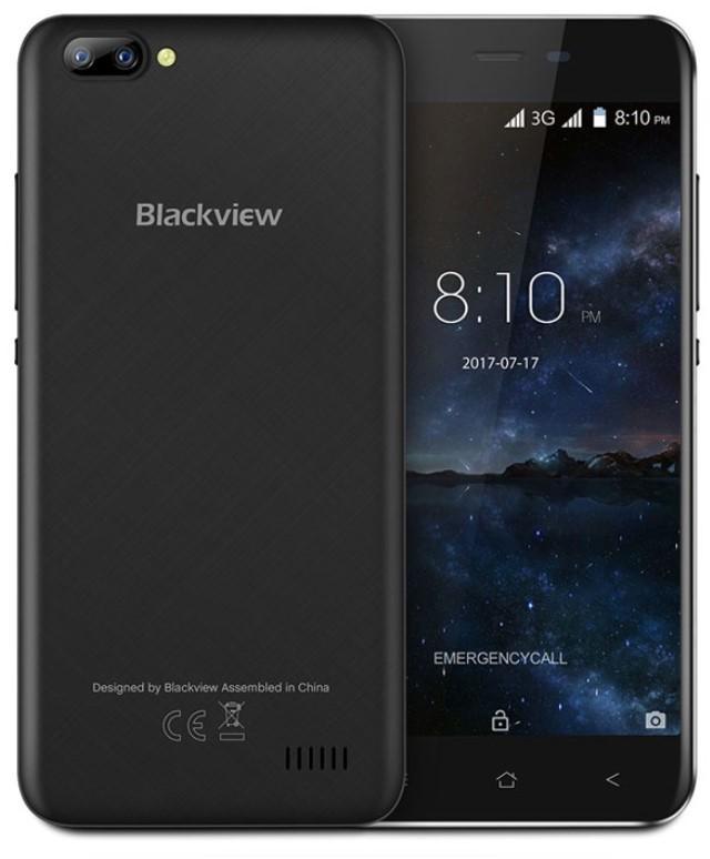 Blackview A7 Pro 16GB Dual Sim Czarny