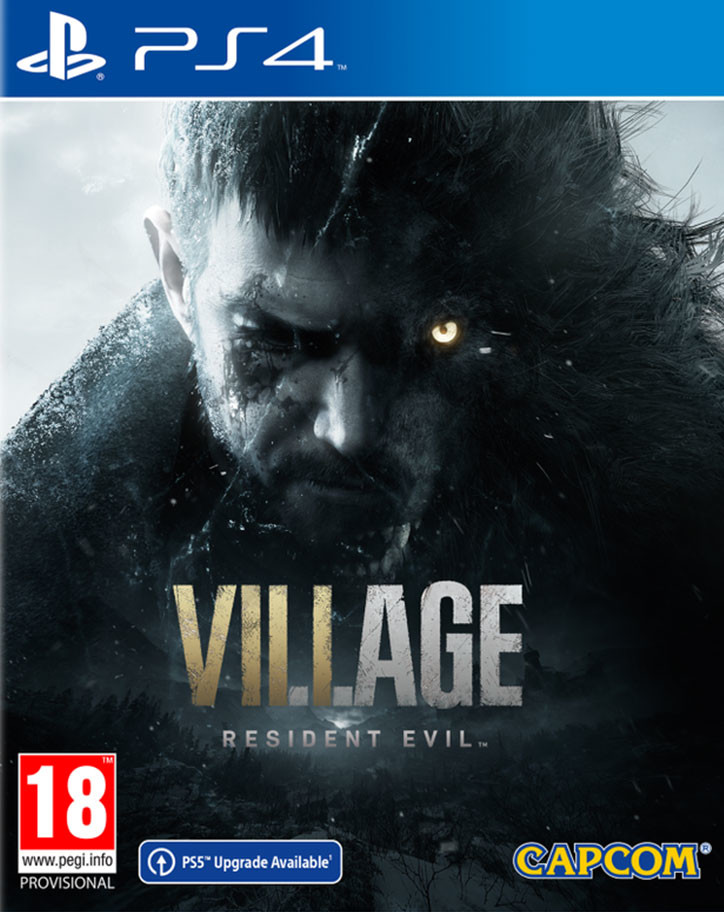 Resident Evil Village (GRA PS4)