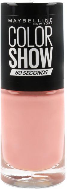 Maybelline Color Show Seria 60 Seconds Lakier Do Paznokci 93 Peach Smoothie 30101227