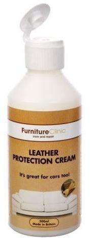 Furniture Clinic Leather Protection Cream odżywia i konserwuje skórę 500ml FUR000003