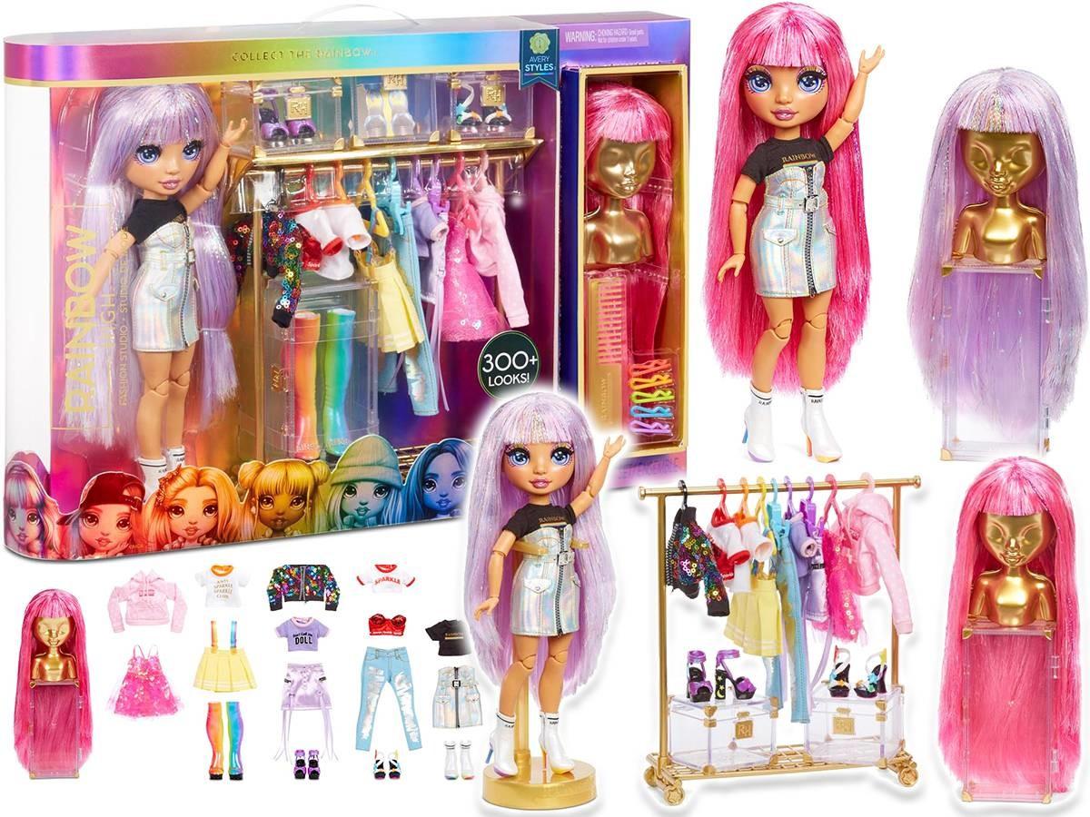Rainbow High Rainbow High Fashion Studio z lalką Studio Mody 571049 0000043909