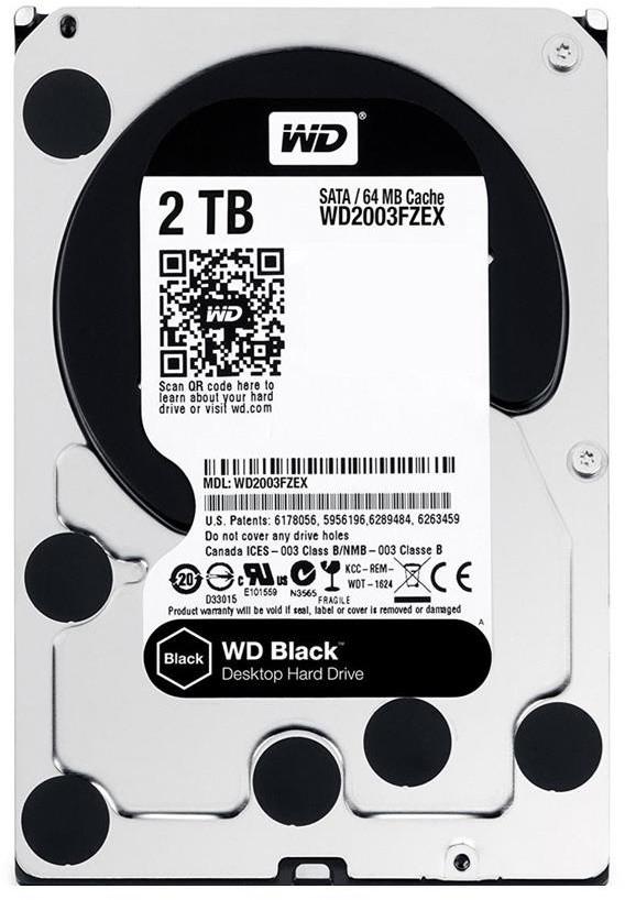 Western Digital Black 2TB WD2003FZEX