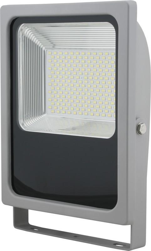 Anlux Naświetlacz LED SLIM 100W Szary A LED-NL-SLIM-100