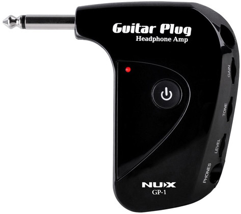 NUX GP-1 - gitarowy wzmacniacz słuchawkowy