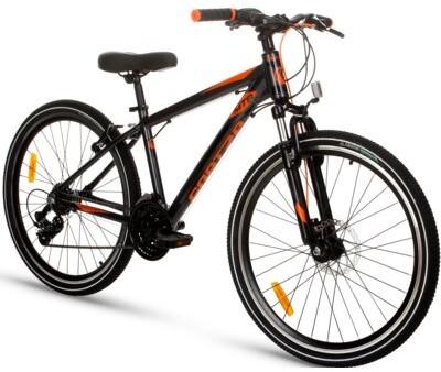 GOETZE Rower górski MTB Mahavan M15 Czarno-pomarańczowy