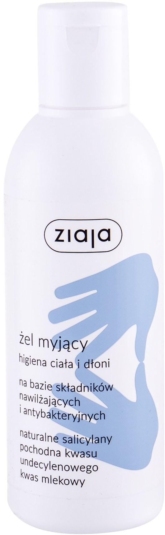 Ziaja Antibacterial Hand Wash 200 ml Mydło w płynie