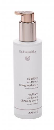 Dr Hauschka Hayflower Cardamom Cleansing Lotion mleczko pod prysznic 200ml