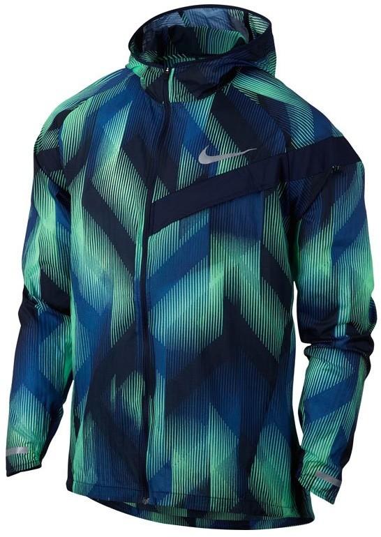 5eb91a8484d33 Nike kurtka do biegania męska IMPOSSIBLY LIGHT JACKET PRINT / 833547-429  RUN-1037
