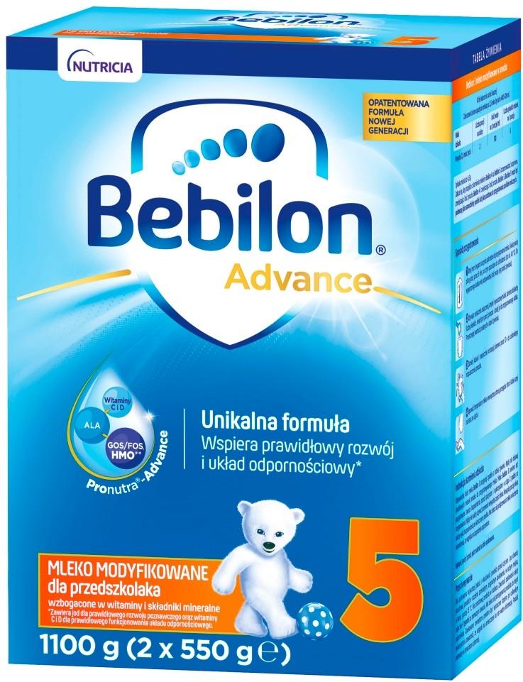 Bebilon NUTRICIA CUIJK B.V Advance 5 1100 g