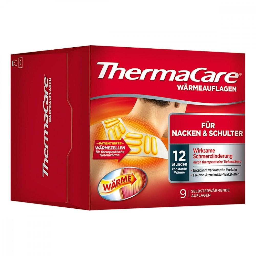 Pfizer Consumer Healthcare Gmb Thermacare Nacken/schulter Auflagen zur, zum Schmerzlind. 9 szt.