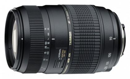 Tamron AF 70-300mm f/4-5.6 Di LD Macro 1:2 Canon (A17E)