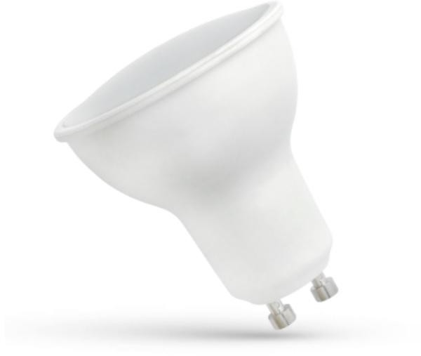 Spectrum Żarówka LED GU10 1,5W CW zimna WOJ13269