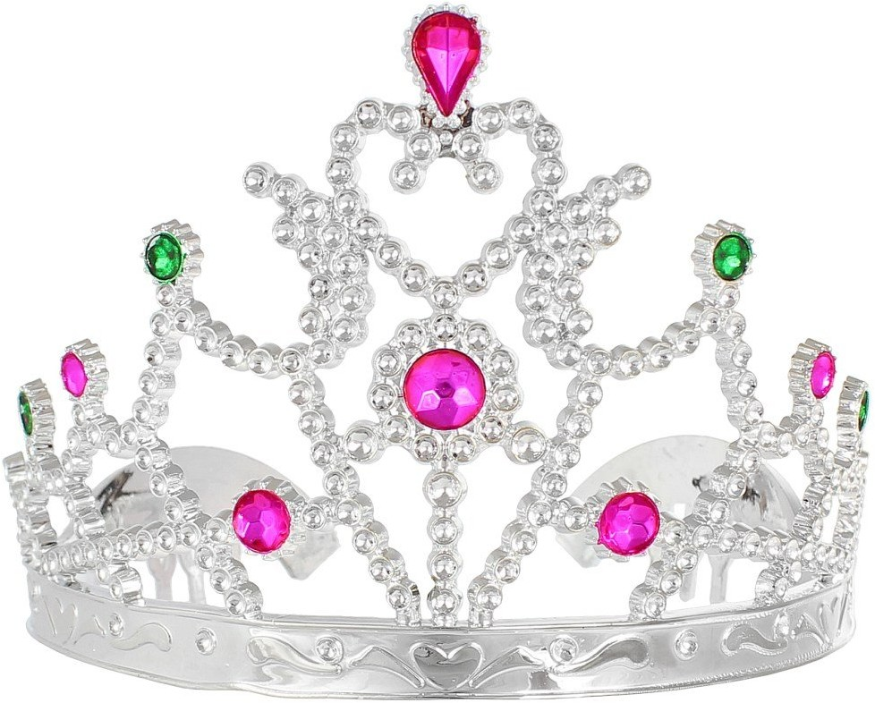 GoDan Diadem księżniczki, kolorowe kamyki