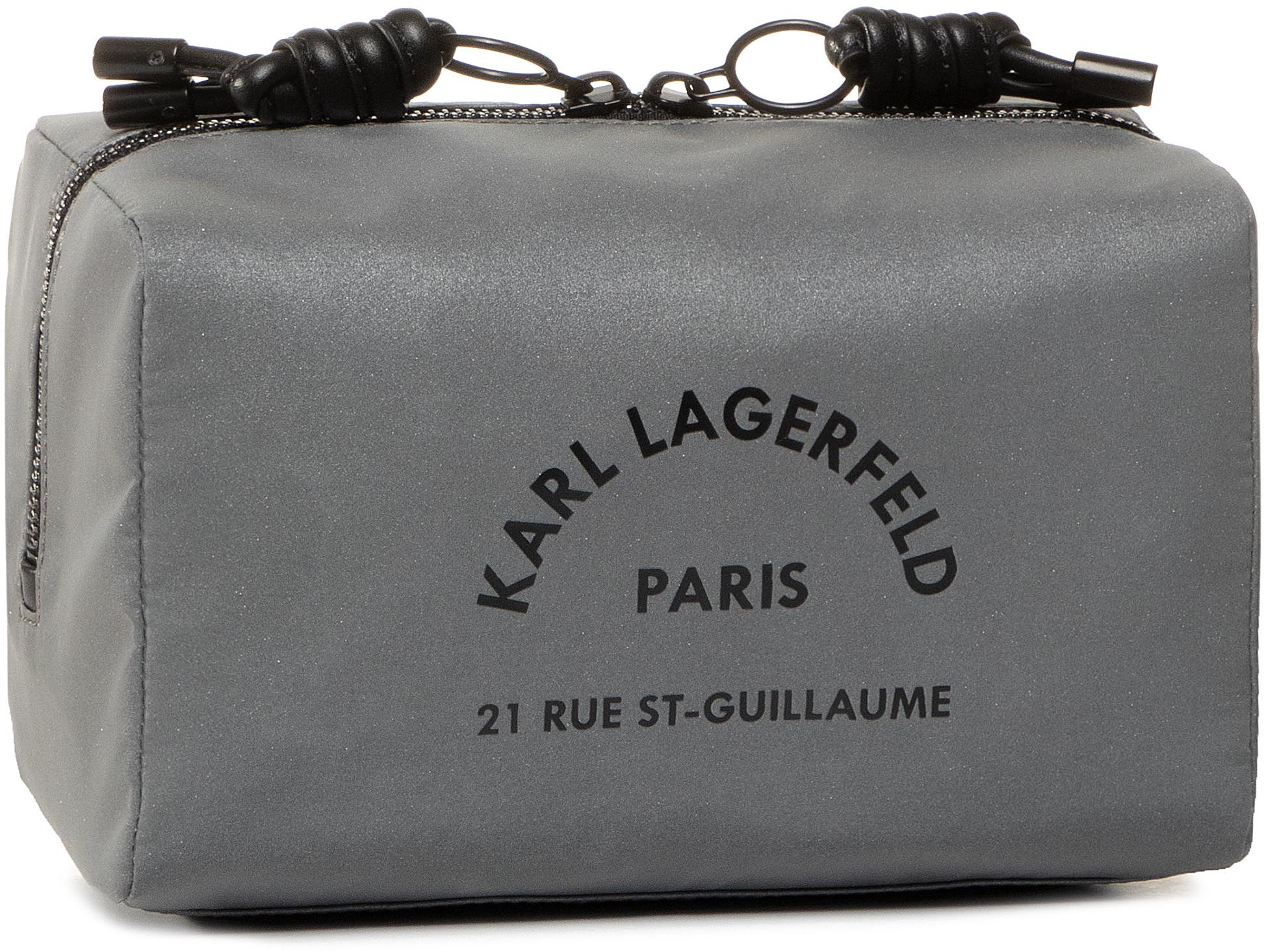 Karl Lagerfeld Kosmetyczka KARL LAGERFELD - 201W3221 Reflective A296