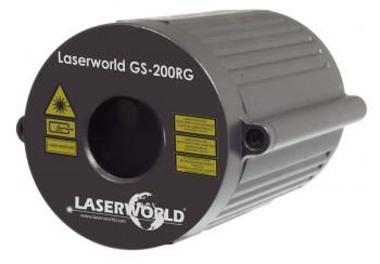 Laserworld GS-200RG - laser EKSPO