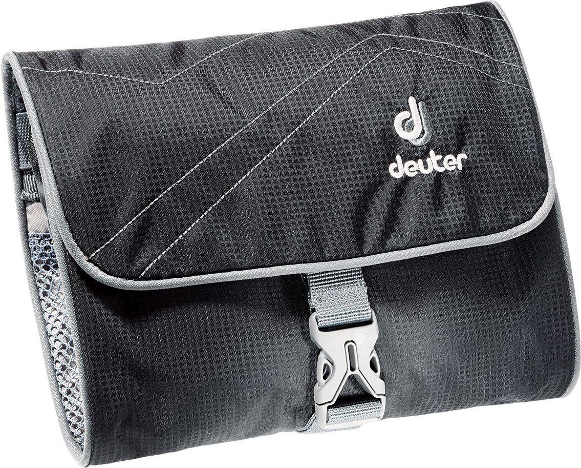 Deuter Wash Bag I Black/Titan Kosmetyczka turystyczna