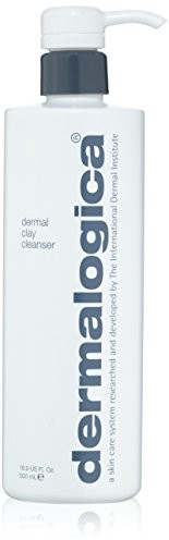 Dermalogica Skin Health System Dermal Clay Cleanser unisex, żel do mycia twarzy, 1er Pack (1X 500ML) KDM3401