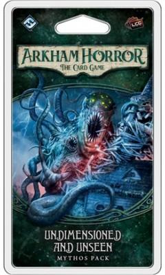 Fantasy Flight Games Arkham Horror LCG: Undimensioned and Unseen
