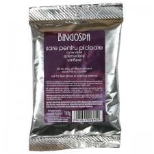 BingoSpa Sól do stóp ze skłonnościami do ból, opuchlizna, obrzęki - 150g