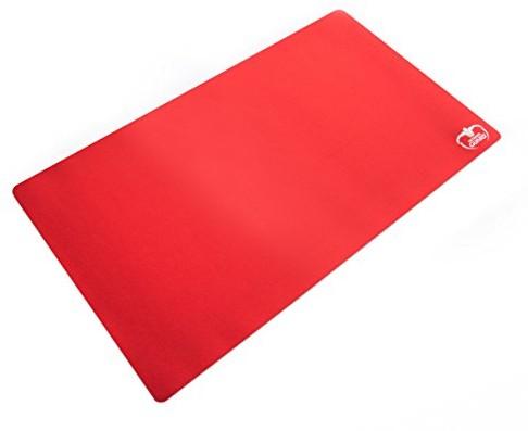Ultimate Guard ugd010196 Matte Monochrome do gier, 61 x 35 cm, czerwony