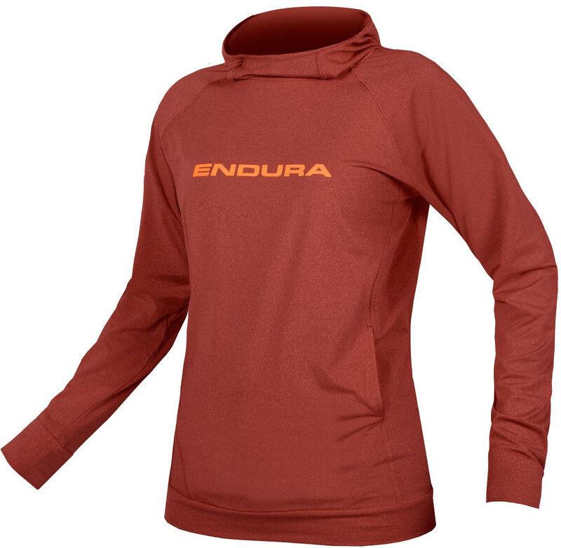 Endura SingleTrack Bluza Kobiety, cocoa M 2020 Bluzy i swetry E6130CC/4