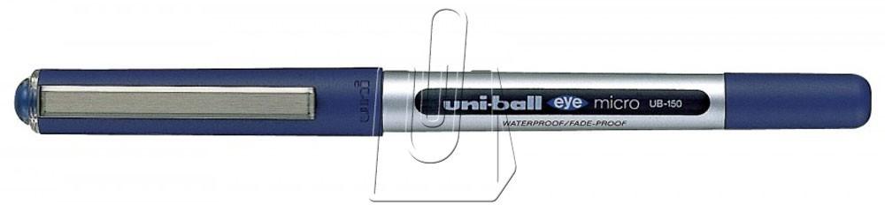 Uni Pióro kulkowe Uni UB-150 niebieskie