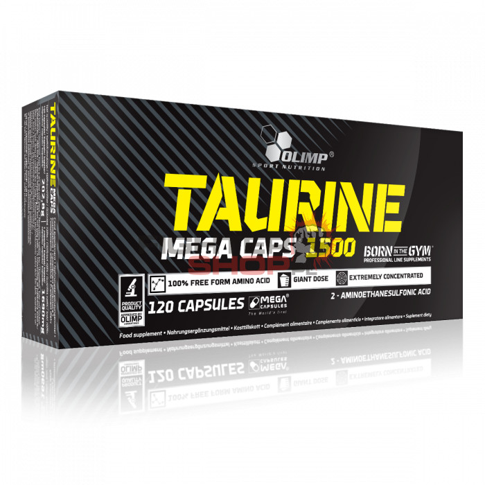 Olimp Labs Taurine Mega Caps Labs
