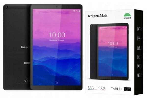 Kruger&Matz EAGLE 1069 64GB LTE czarny