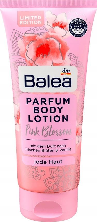 Balea Parfum Pink Blossom Balsam Kwiaty I Wanilia