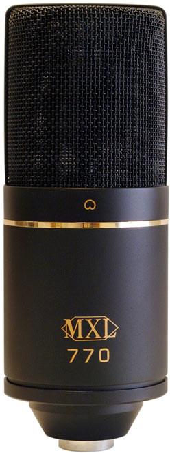 MXL 770 Mogami - Mikrofon pojemnościowy + kurs obróbka wokalu 15129
