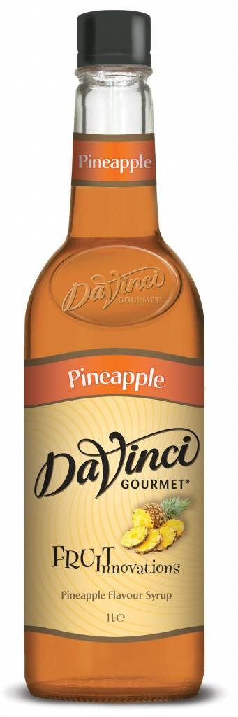 DaVinci Gourmet Syrop Ananasowy | 1L 8816