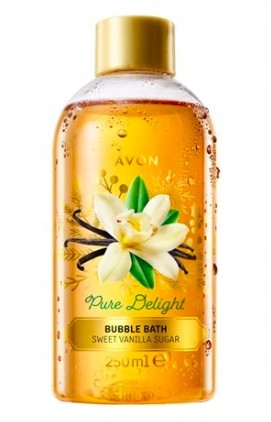 Avon Płyn do kąpieli Słodka wanilia 250ml 42523