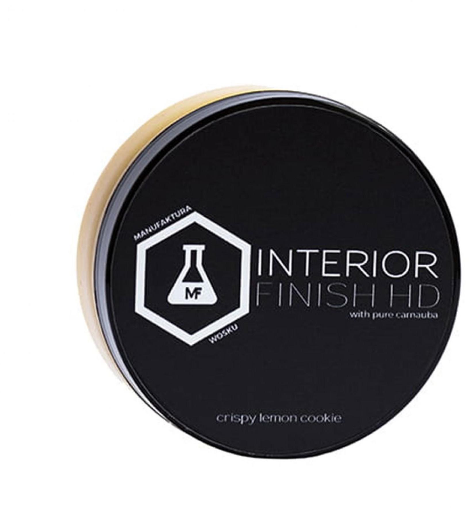 Manufaktura wosku Interior Finish HD Manufaktura wosku 75ml - Crispy Lemon Cookie - wosk do dekorów