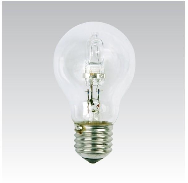 Żarówka halogenowa/energooszczędna E27/28W/230V przeźroczysta