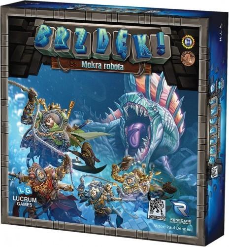 Lucrum Games Brzdęk Mokra robota