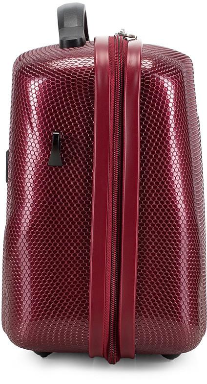Wittchen 56-3P-575-35 Kosmetyczka burgund