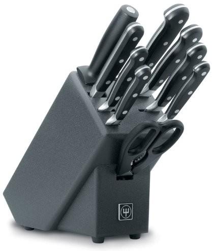 Wüsthof 9844blok noży i części z 9Classic 9844