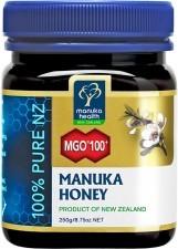 Manuka Health Limited Miód Nektarowy Manuka MGO 100+ 250g (nawet do 179,7 mg/kg MGO) 40D2-871C1_20190313121815