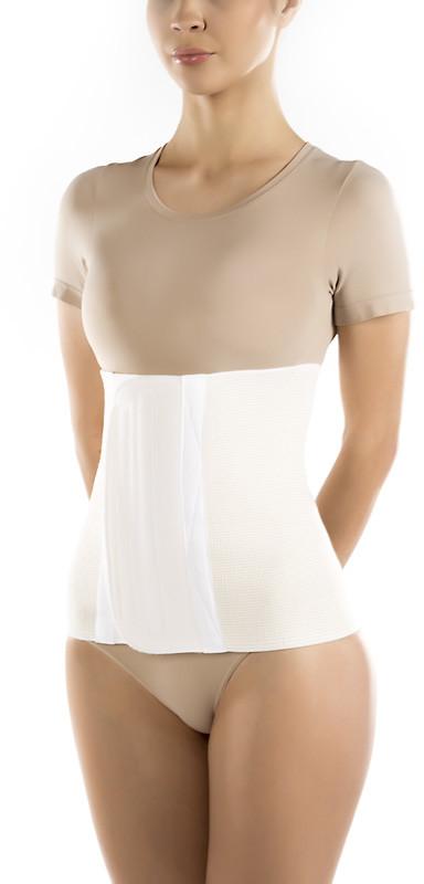 pas ciążowy Przepuklinowy Brzuszny rzepy 30 cm Poporodowy