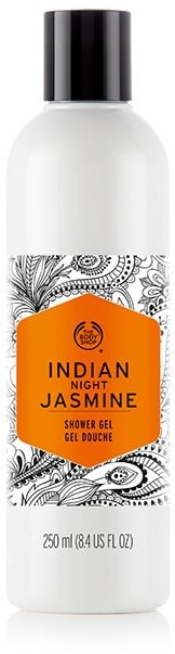 TBS PL Żel pod prysznic Indian Night Jasmine D-54569