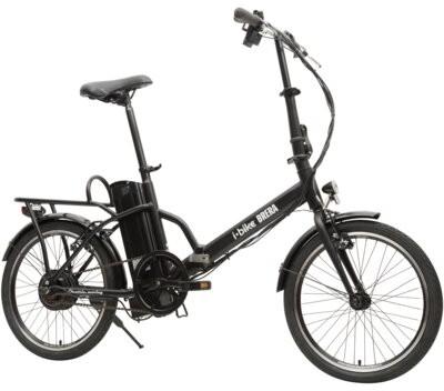 DENVER Rower elektryczny Brera 20 Czarny