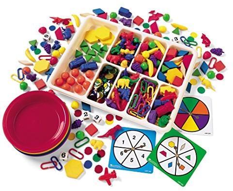 Learning Resources Super zestaw do sortowania,