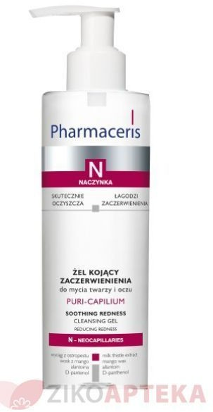 Pharmaceris N PURI CAPILIUM żel 190ml