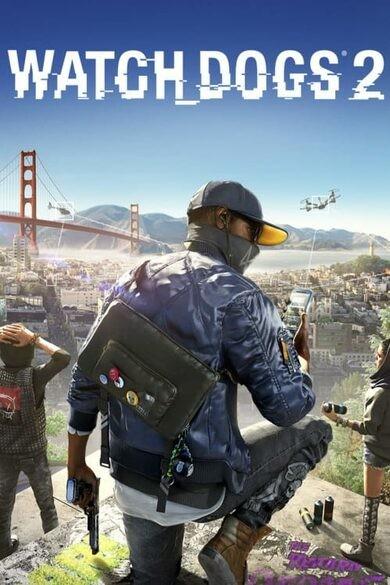 Ubisoft Watch Dogs 2 Uplay Key EMEA