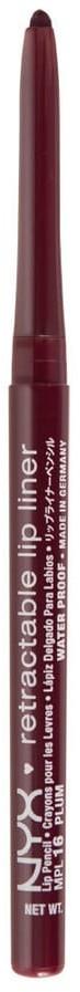NYX Professional Makeup Professional Makeup MEC PENCIL LIP PLUM Retractable Lip Liner Konturówka do ust
